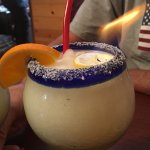 Wonderful Food~ Flaming Margarita ❣️