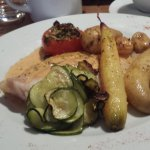 Main Course - Fish of the Day