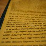 le (long) menu