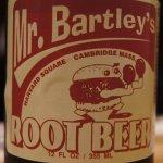 oui, il y a de la root beer