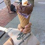 Photo of Jordan Pond Ice Cream and Fudge