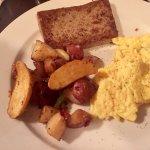 Broadway Breakfast - sans toast
