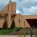Iglesia Catolica en la zona de Springfield en Virginia, las misas en español son los domingos a