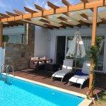 Private suite pool