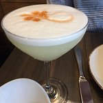 These were the best Pisco Sours I've tasted; utterly addictive.