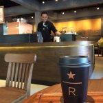 Starbucks reserve manual brew