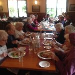 Christmas in July from Aveo Botanic Retirement Village.