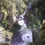Nooksack River below the Falls