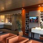 Lobby Empfangsbereich Landhotel Betz