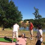 L'Arche Mini Golf Géant