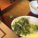 Sâu phát hiện trong đĩa rau sống ở Nhà hàng Ngon