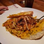 Grilled Chicken + Pasta