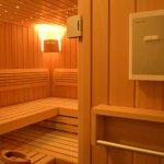 Sauna und Relaxzone