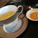 Tea and cooky