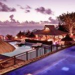 Les piscines du PALM Hotel & Spa*****