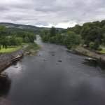 15mins from hotel - view from Pitlochry Dam