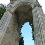 Abbatiale Notre-Dame, chœur gothique
