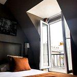 Photo de Best Western Hotel Marais Bastille