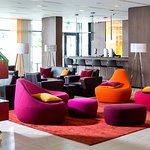 Hotel-Lounge und Bar