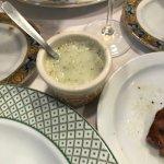 unos buenos embutidos, unos pimientos de Padrón, unos chorizos criollos, un buen churrasco y com