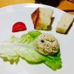 Chicken Mousse with Truffles