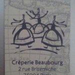 Photo de Creperie Beaubourg