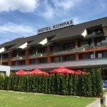 Hotel Kompas Foto