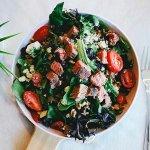 CoreLife Eatery - Steak, Bacon, Bleu Bowl