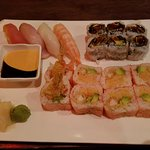 Mixed Sushi and Rolls