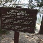 Fort Matanzas National Monument Foto