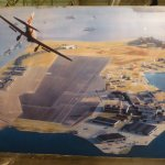 Mural of Ford Island
