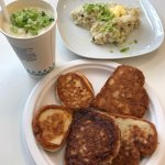 Delicious: Fish cakes, fish hash, fish soup