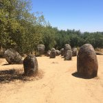 Photo of Almendres Cromlech