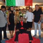 Serata italiana