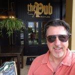 ROSARIO CASSATA AT THE PUB AT THE MERCATO IN NAPLES, FL.