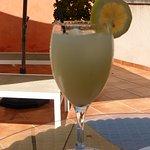 Welcome fresh lemonade