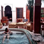 Photo de Riad Euphorbe
