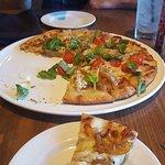 Crab pizza!