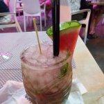unusual glass at cabanas