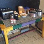 Breakfast table #1