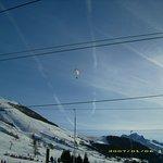 parapente aux deux Alpes