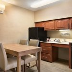 One-Bedroom Suite Accessible Kitchen