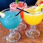 The drink menu tho!