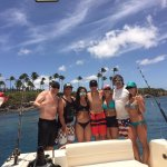 Captain Woody & Family