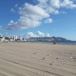 Playa de Poniente.