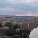 Panorama from Roma dal Cielo terrace