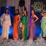 Fashion clothes by Anthony's Boutique for miss grand mom phuket 2017