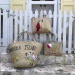 Customer Photo of all her bags purchased from A and A Hidden Treasures