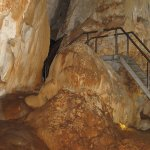 Billy Tea Safaris - Chillagoe Caves - inside the cave