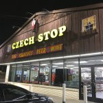 The Czech Stop at midnight!